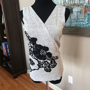 Nic + Zoe Sleeveless Sweater